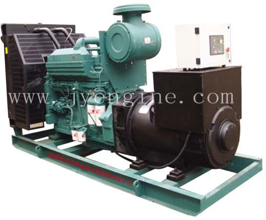 cummins generating set